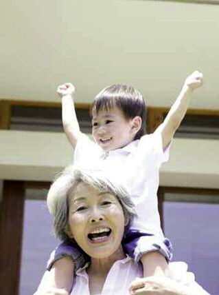 Kindsein in Japan