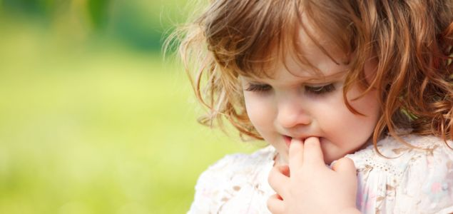 Wenn Kinderseelen weinen