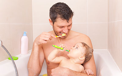 Mundhygiene & Mundpflege
